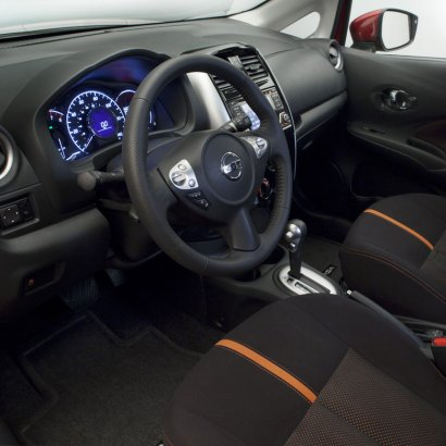 Nissan Note SR