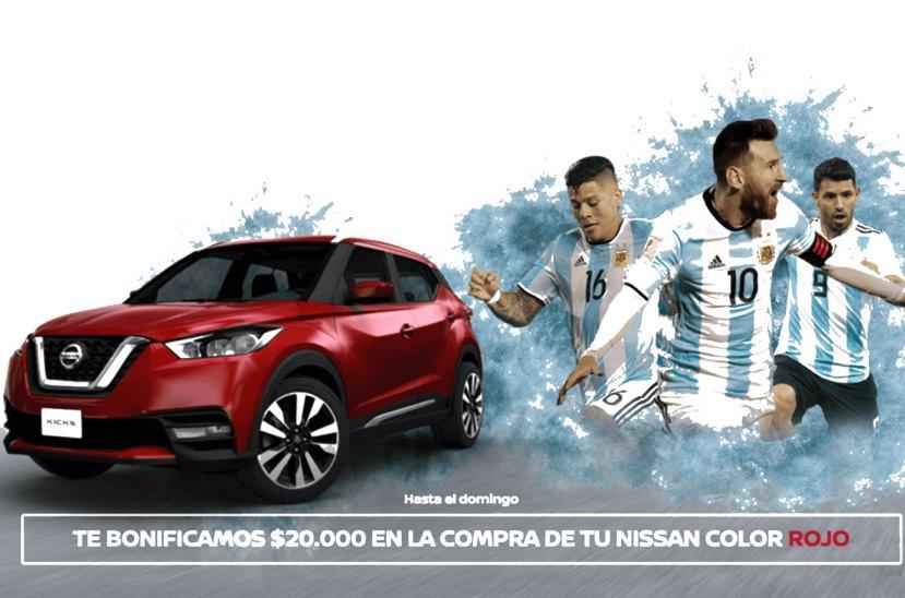 Promo Nissan