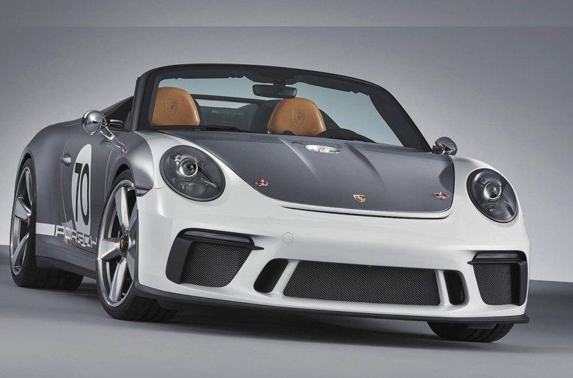 Porsche Speddster Concept