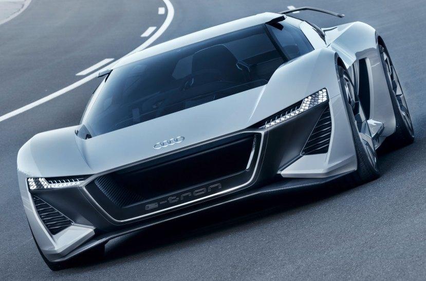 Audi e-tron PB18 Concept