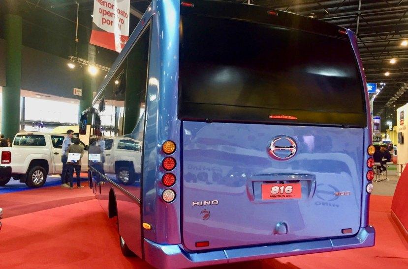 Hino Minibus