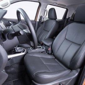 El confort está al nivel de lo que ofrece el segmento. Foto: Nissan
