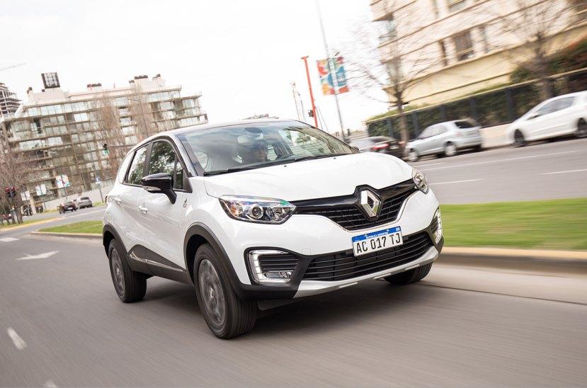 Renault Captur le coq sportif