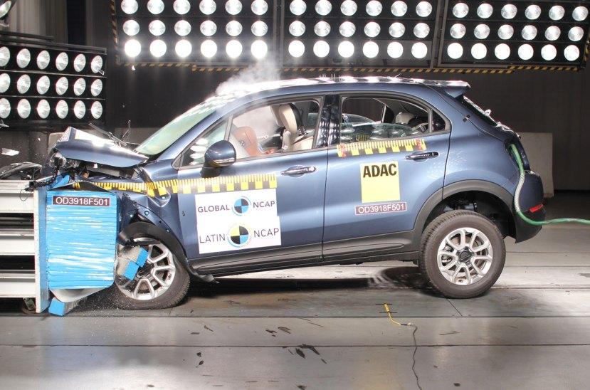 Fiat 500X Latin NCAP