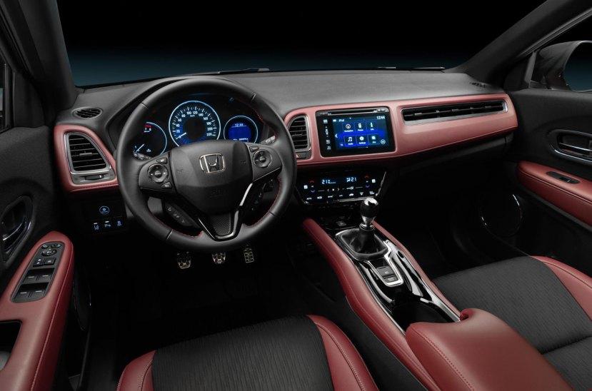 Honda HRV Sport