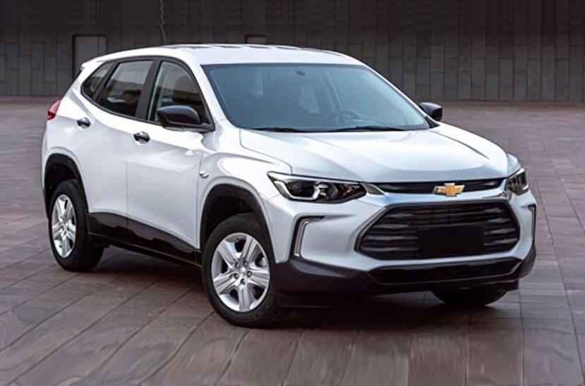 Chevrolet Tarcker 2020