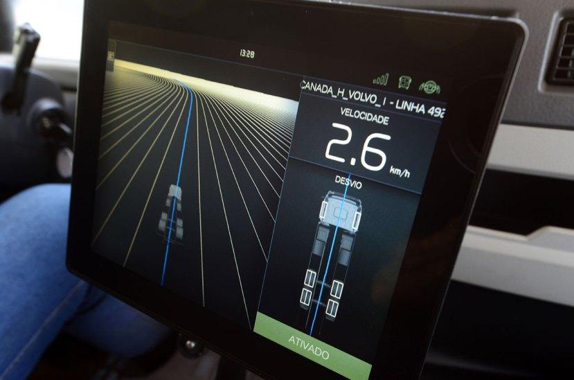 Sistema autónomo Volvo
