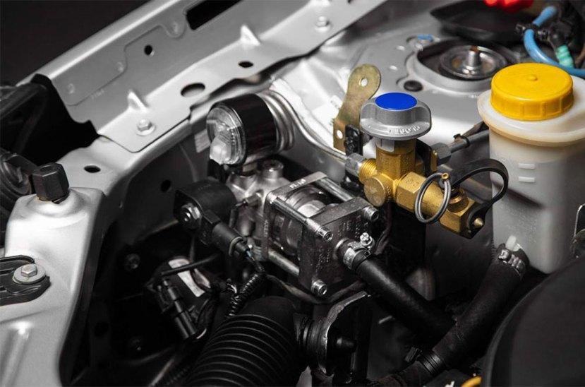 Fiat Grand Siena GNC