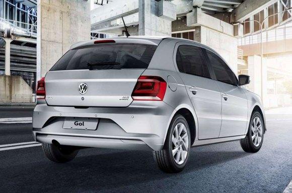 VW Gol At
