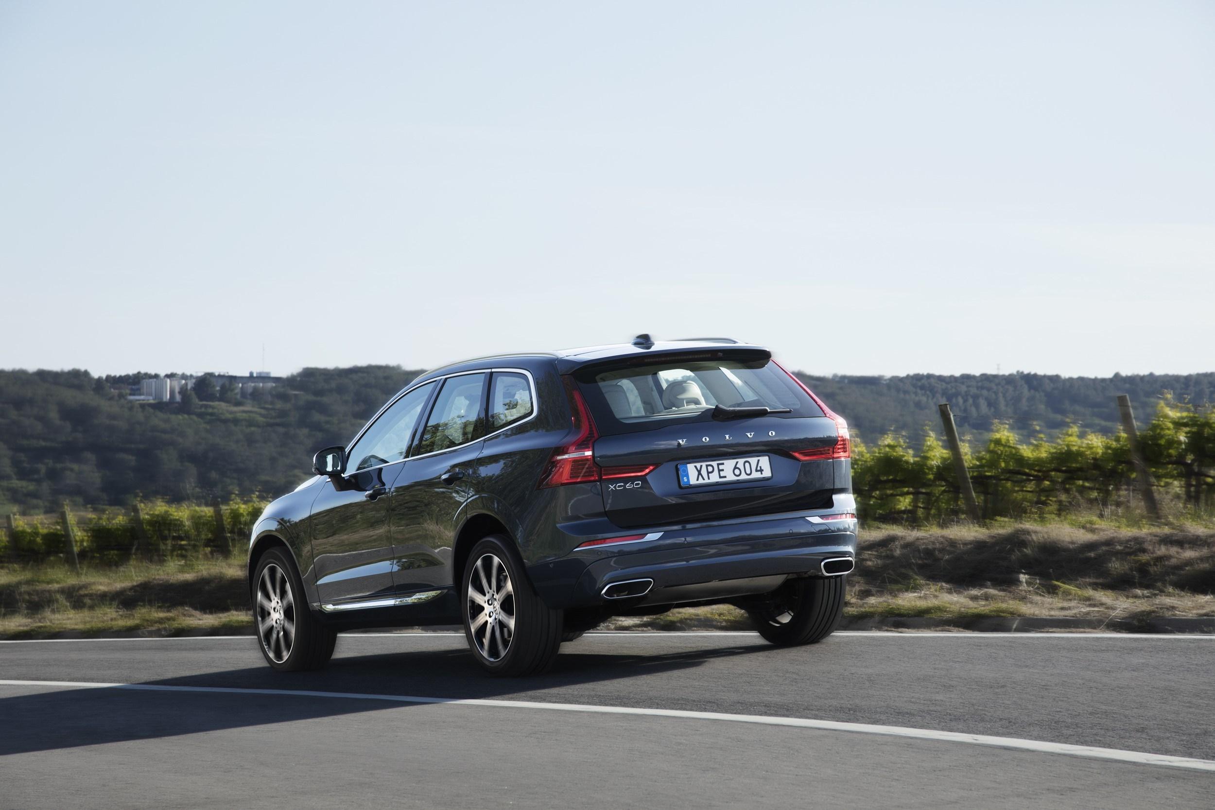 The new Volvo XC60 T6 – Minuto Motor
