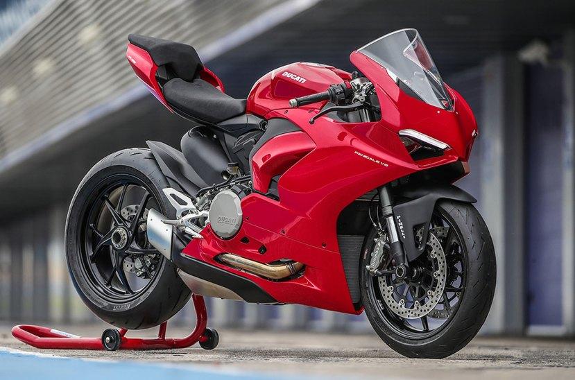 Ducati V2