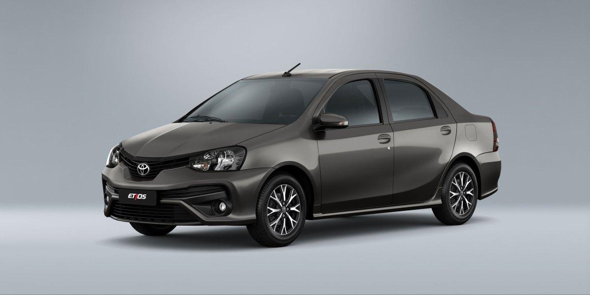Toyota Etios 2021: actualizaciones en audio y conectividad Toyota-Etios-MY21-2