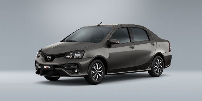 Toyota Etios MY21