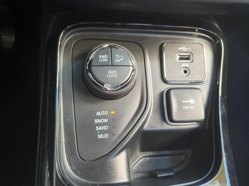 Jeep Compass TD