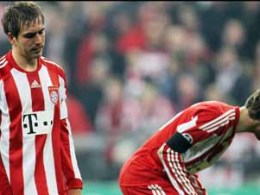 Bayern Munchen eliminata de Inter Milano, 2-3, 15 martie 2011
