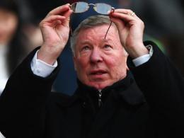 Sir Alex Ferguson. Se vede viitorul?