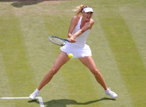 Maria Sharapova wimbledon 2011