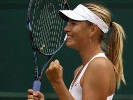 Maria Sharapova in semifinala Wimbledon 2011