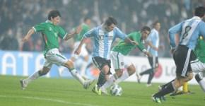 Lionel Messi, Copa America 2011