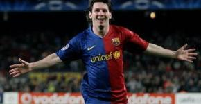 lionel messi Champions League 2011-2012