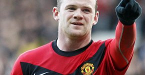 man-united-wayne-rooney champions league 2011 2012