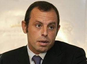 barcelona president sandro rosell