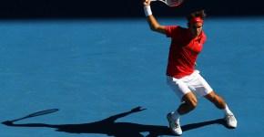 Federer meciul cu numarul 1000 Australian Open 2012