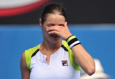Monica Niculescu Australian Open 2012