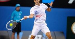 Novak Djokovic australian open 2012