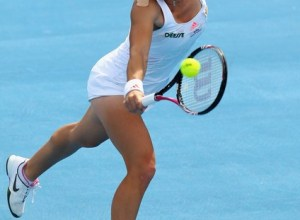 Simona Halep Australian Open 2012