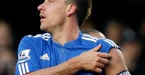 John Terry, Chelsea nu mai este capitanul Angliei