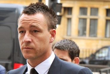 John Terry not guilty