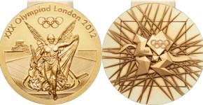 medalia de aur - 2012