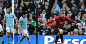 Rooney - Man City v Man Utd