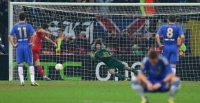 Steaua vs Chelsea