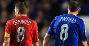 Gerarrd and Lampard