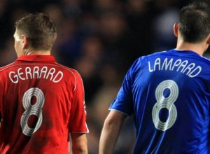 Gerarrd and Lampard