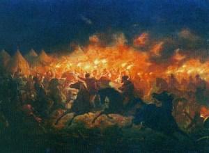 Atacul de noapte al lui Vlad Tepes