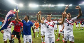 Costa Rica v Greece: Round of 16 - 2014 FIFA World Cup Brazil
