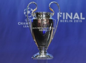 Champions-League-Trophee