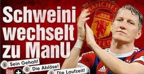 Manchester United Schweinsteiger