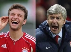 thomas-muller-Arsene-Wenger