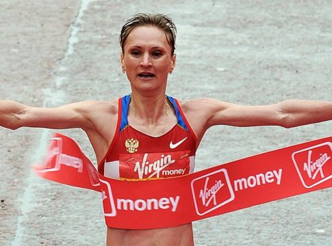 London-Marathon-Liliya-Shobukhova-Russia