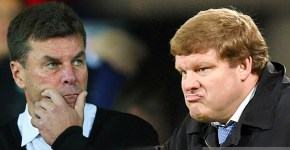 Vanhaezebrouck Hecking Gent vs Wolfsburg Champions League