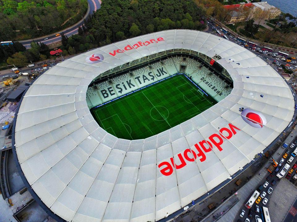 Imagini pentru Vodafone Arena - Istanbul, Turcia