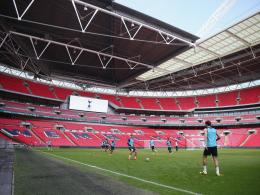 wembley tottenham champions league
