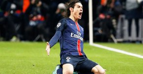 Edison Cavani + Champions League