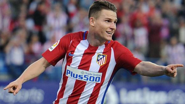 Kevin Gameiro Champions League 2016 - 2017