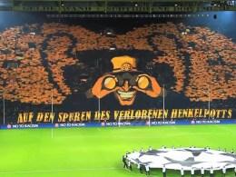 borussia dortmund stadion Champions League