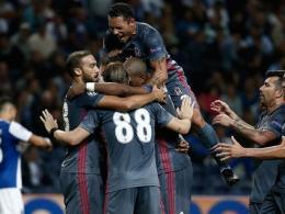 Besiktas-Champions-League